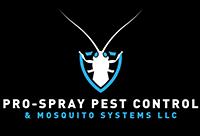 Pro-Spray Pest Control Logo